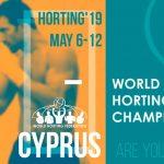 Четвертий чемпіонат світу з хортингу пройде 6-12 травня на Кіпрі